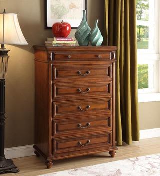 800#瑞德家居 系列 简美气概 实木框架  斗柜