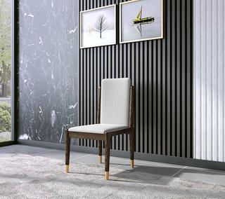 B805#瑞德家居  北欧乡村风格 白蜡木框架  餐椅