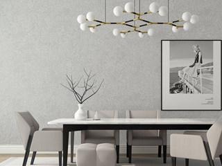 【包邮】古代繁复 素雅风格 防潮透气 繁复寝室书房客堂电视背景墙纸