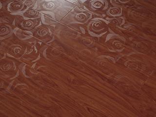 美式古典 复合强化地板 3D幻影 中性色系 环保地板