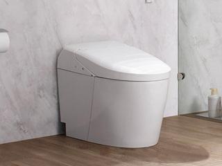 全主动遥控器即热 智洁釉面 暖风烘干  多种洗濯形式 智能节电 红色  一体型智能马桶