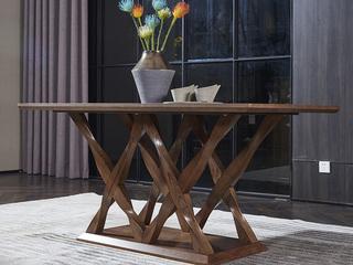 北美进口白蜡木系列餐桌