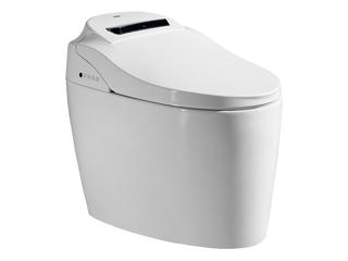 【包邮(送货到楼下(偏远地区除外))包安装】卫欲无限 智能马桶一体式智能坐便器 自动冲水烘干 白色座便器