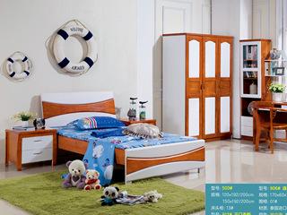 地中海 1.5m儿童床