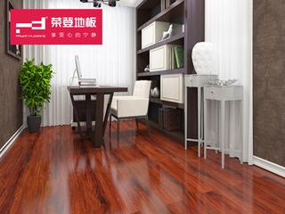 仿实木强化地板 复合木地板12mm 红粉世家系列 栖霞红梨 环保地板 HS06