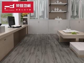 (物流点送货入户+安装含辅料)仿实木强化地板 复合木地板12mm 北美特工系列 时尚古栗 环保地板 CC10