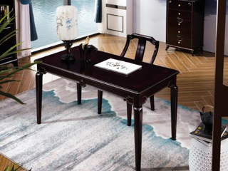 新中式系列书桌