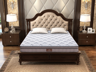 ·酷睡2号垫 1.5*1.9 正面乳胶反面椰棕环保床垫 米软硬双面冬夏两用床垫