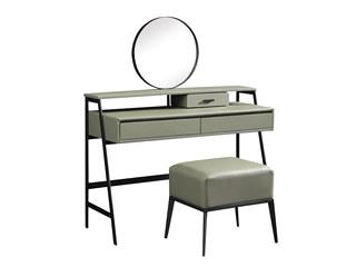 潮品系列 Z-601妆台+妆镜(不含妆凳)