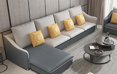 紓康 現代風格 科技布 多種組合配色沙發